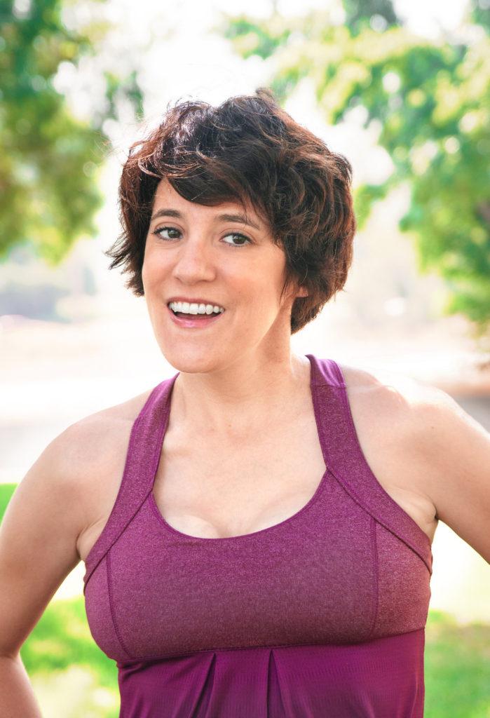 Sylvia Loehndorf Fitness Pic